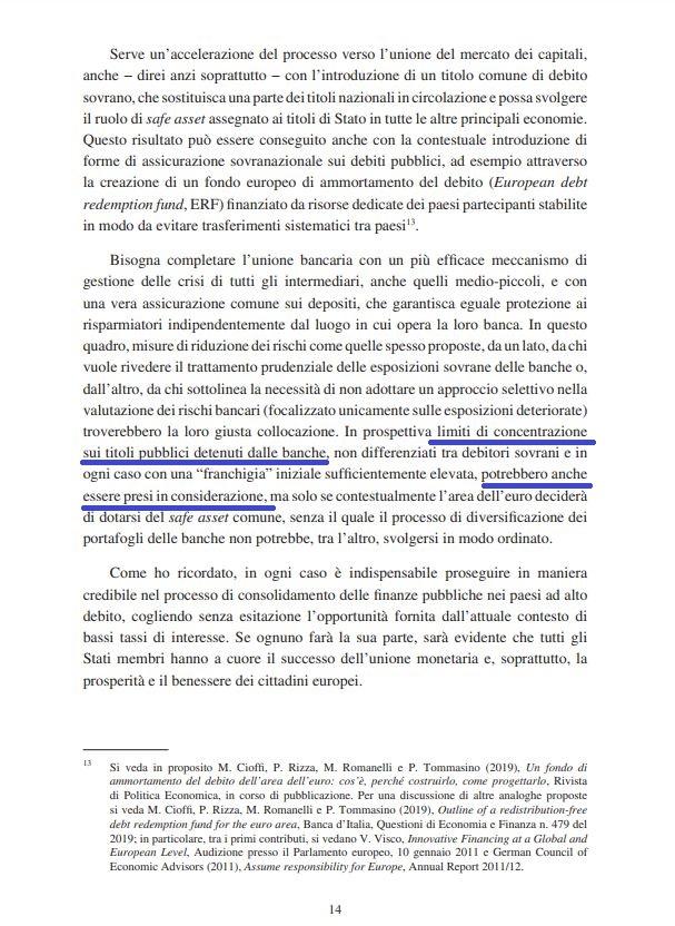 UNIONE BANCARIA MODIFICATO